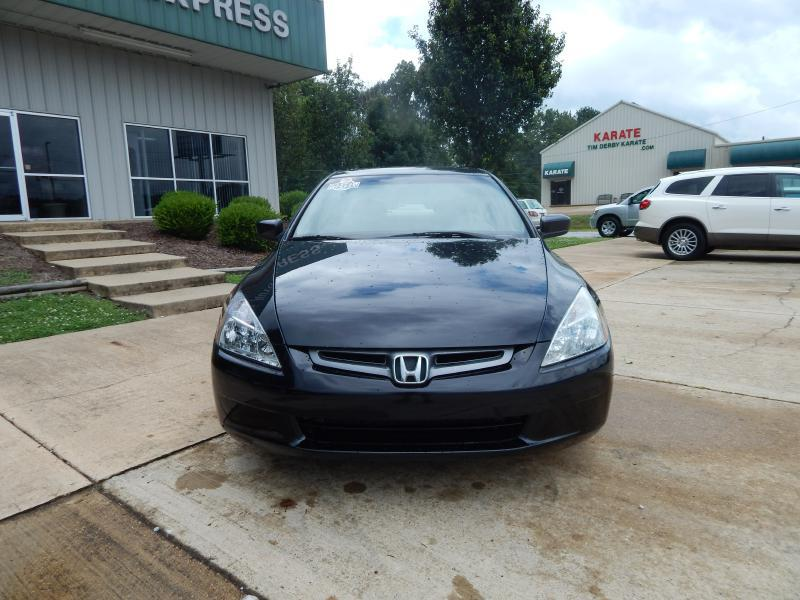 2004 Honda Accord for sale at WHOLESALE AUTO EXPRESS in Columbus MS