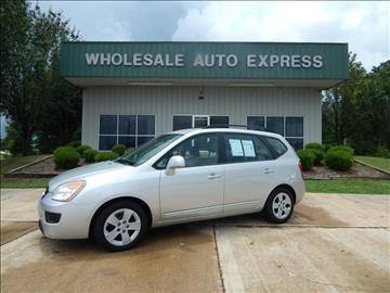 2010 Kia Rondo for sale at WHOLESALE AUTO EXPRESS in Columbus MS