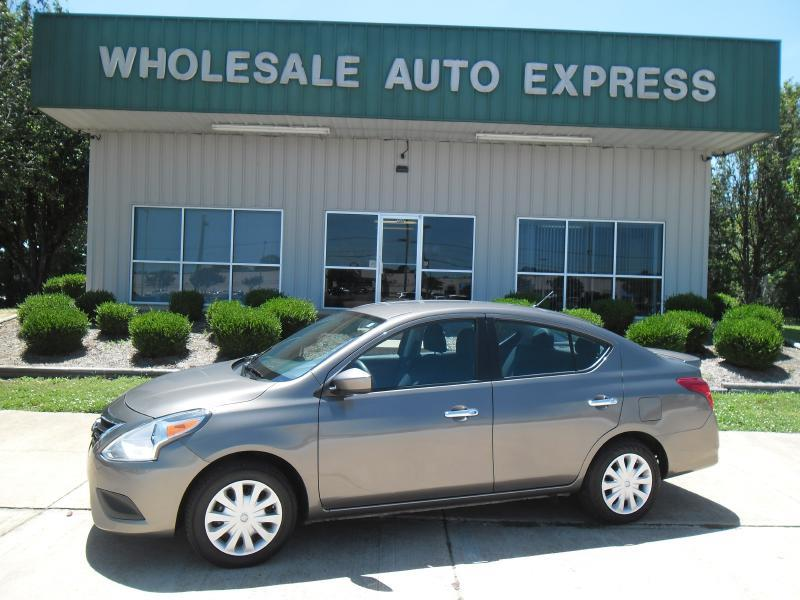 2016 Nissan Versa 1.6 S Used Cars In Columbus, MS 39705
