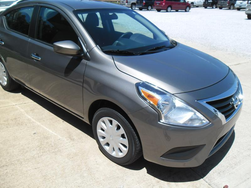 2016 Nissan Versa for sale at WHOLESALE AUTO EXPRESS in Columbus MS