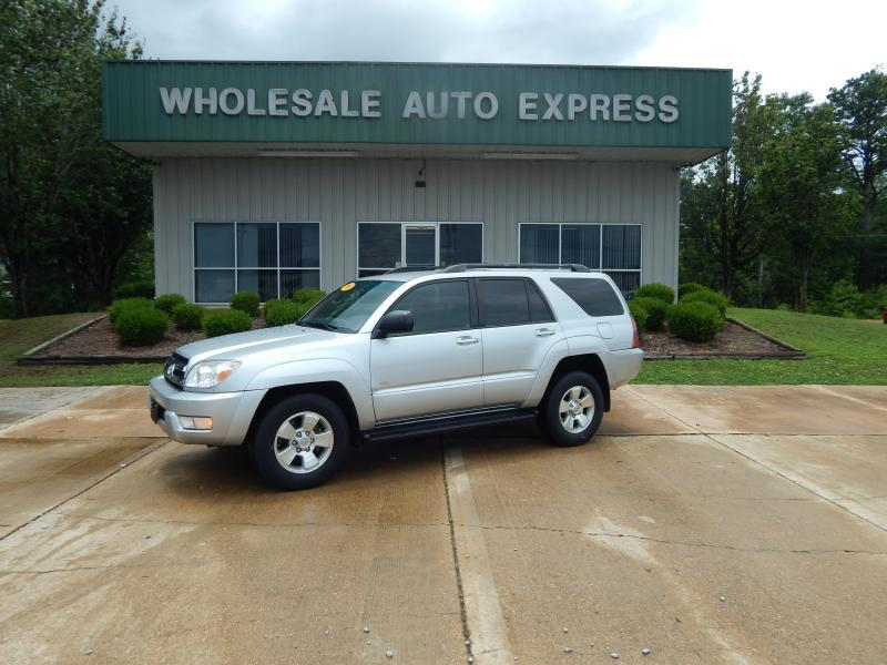 2005 Toyota 4Runner for sale at WHOLESALE AUTO EXPRESS in Columbus MS