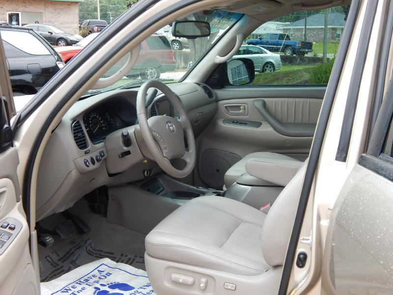 2007 Toyota Sequoia for sale at WHOLESALE AUTO EXPRESS in Columbus MS