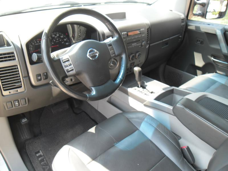 2004 Nissan Titan for sale at WHOLESALE AUTO EXPRESS in Columbus MS
