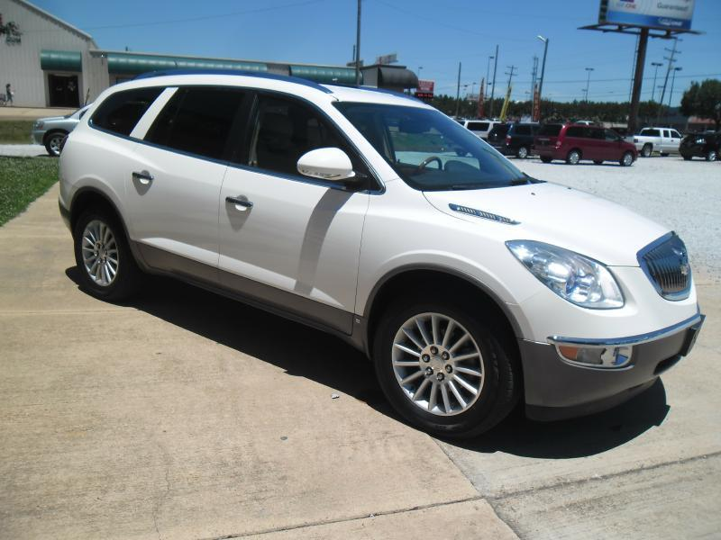 2010 Buick Enclave for sale at WHOLESALE AUTO EXPRESS in Columbus MS