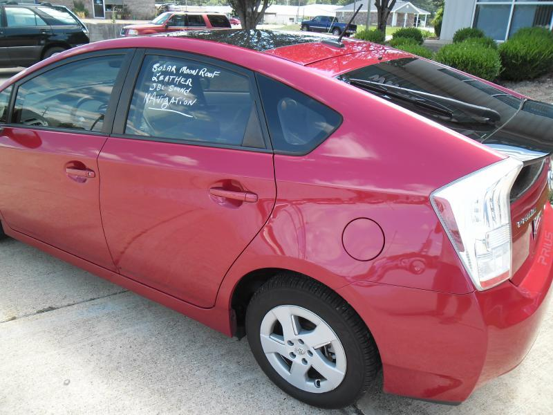 2010 Toyota Prius for sale at WHOLESALE AUTO EXPRESS in Columbus MS