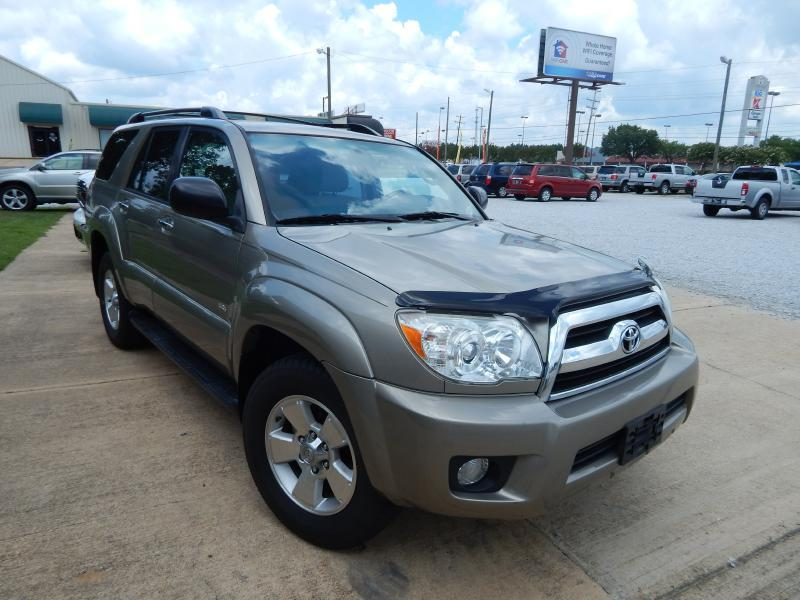 2006 Toyota 4Runner for sale at WHOLESALE AUTO EXPRESS in Columbus MS