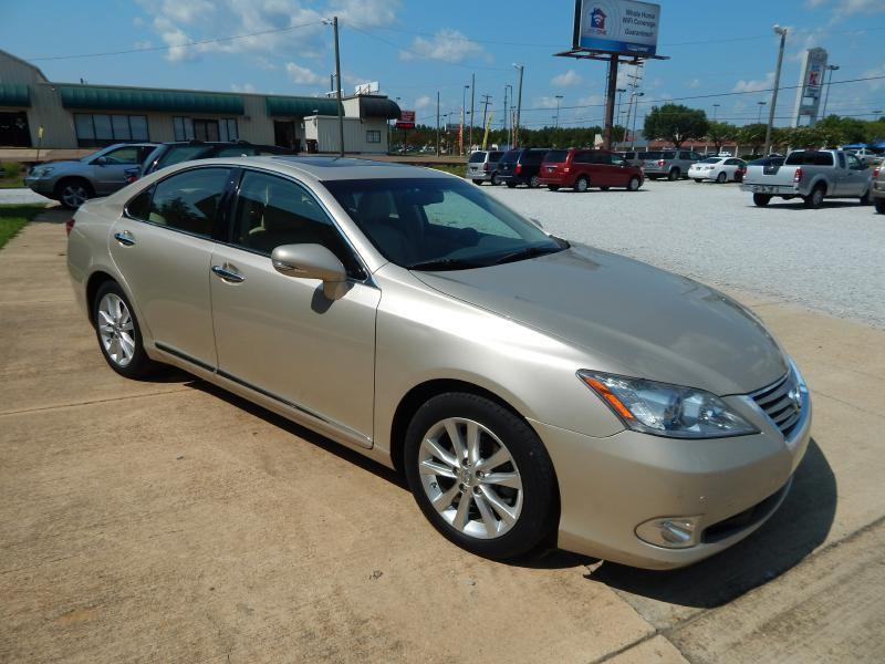 2010 Lexus ES 350 for sale at WHOLESALE AUTO EXPRESS in Columbus MS