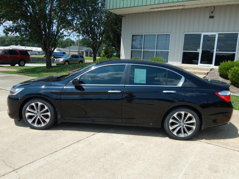 2014 Honda Accord for sale at WHOLESALE AUTO EXPRESS in Columbus MS