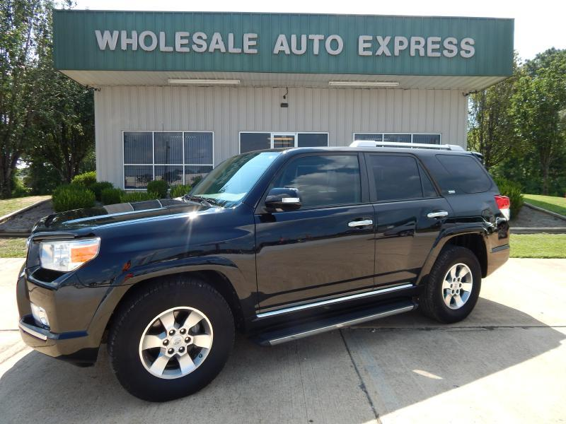 2011 Toyota 4Runner for sale at WHOLESALE AUTO EXPRESS in Columbus MS