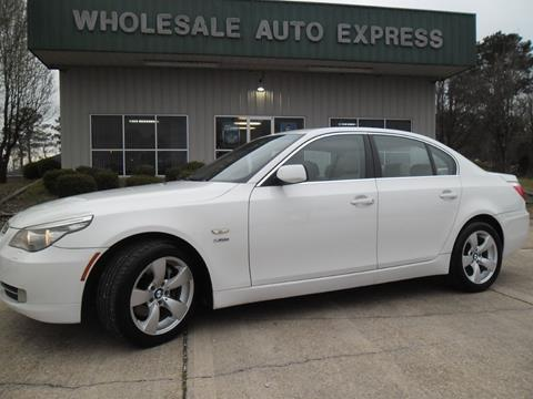 2009 BMW 5 Series for sale in Columbus, MS