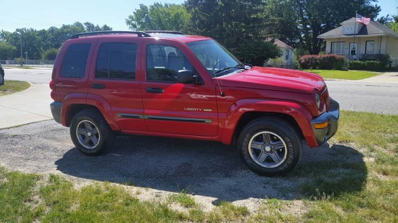 2004 Jeep Liberty 4dr Sport 4WD SUV - Hobart IN
