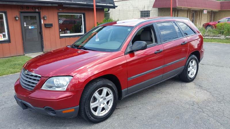 2006 Chrysler Pacifica 4dr Wagon - Hobart IN