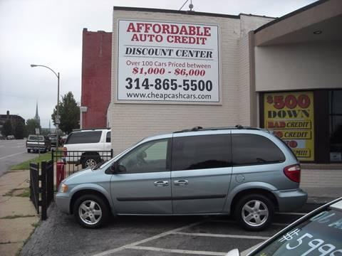 2006 Dodge Caravan for sale in St. Louis, MO