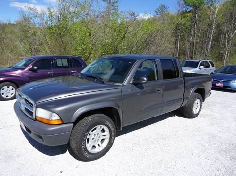 2004 Dodge Dakota for sale in Center Rutland, VT