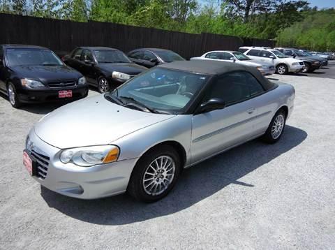 2005 Chrysler Sebring for sale in Center Rutland, VT