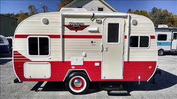 2017 Riverside RV 166