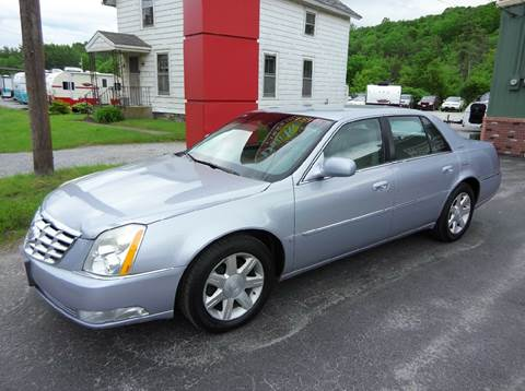 2006 Cadillac DTS for sale in Center Rutland, VT
