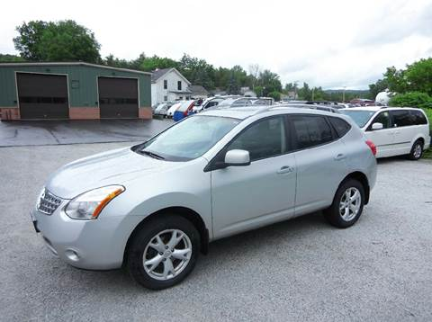 2009 Nissan Rogue for sale in Center Rutland, VT