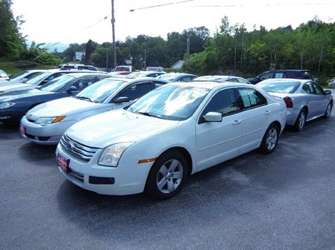 2008 Ford Fusion for sale in Center Rutland, VT