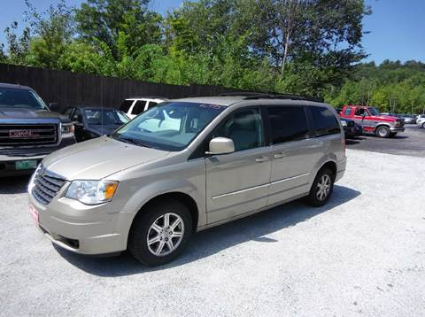 2009 Chrysler Town and Country for sale in Center Rutland, VT