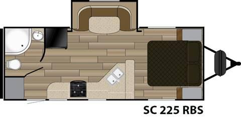 2018 Cruiser RV 225RBS for sale in Center Rutland, VT
