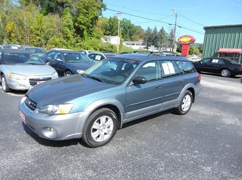 2005 Subaru Outback for sale in Center Rutland, VT