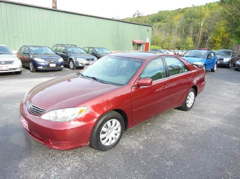 2006 Toyota Camry for sale in Center Rutland, VT