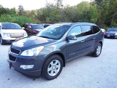 2009 Chevrolet Traverse for sale in Center Rutland, VT