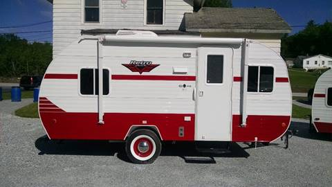2018 Riverside RV 177se