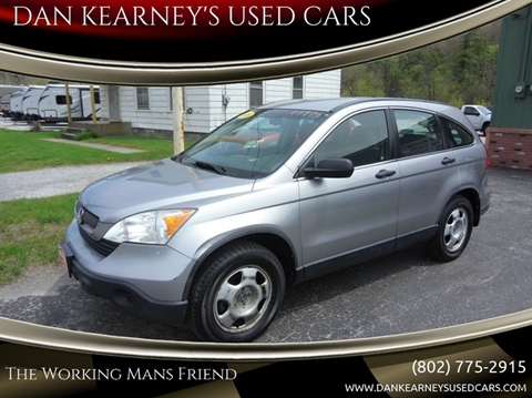 2008 Honda CR-V for sale in Center Rutland, VT