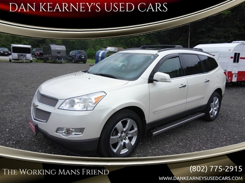 Cars For Sale in Center Rutland, VT - DAN KEARNEY'S USED CARS