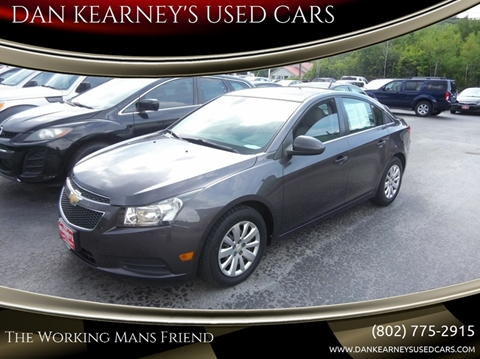 Dan Kearney S Used Cars Car Dealer In Center Rutland Vt