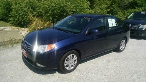 2010 Hyundai Elantra for sale in Center Rutland, VT