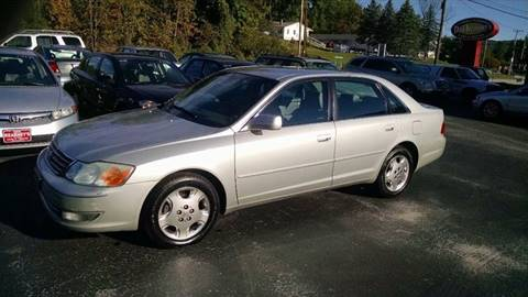 2004 Toyota Avalon for sale in Center Rutland, VT