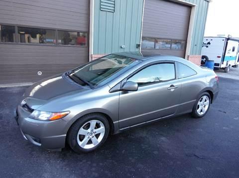 2007 Honda Civic for sale in Center Rutland, VT