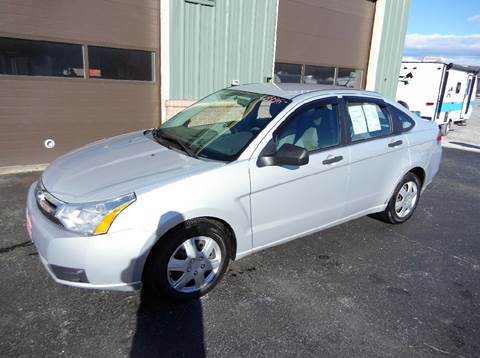 2008 Ford Focus for sale in Center Rutland, VT