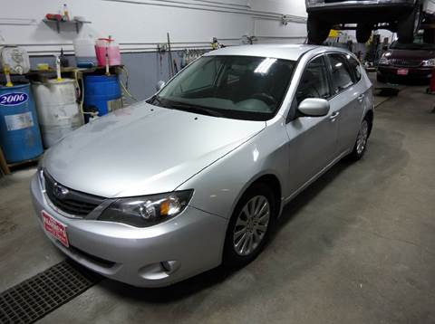 2008 Subaru Impreza for sale in Center Rutland, VT