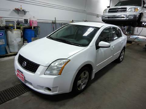 2009 Nissan Sentra for sale in Center Rutland, VT