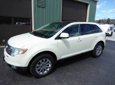 2008 Ford Edge for sale in Center Rutland, VT
