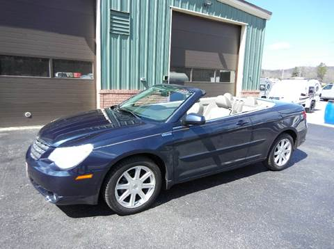 2008 Chrysler Sebring for sale in Center Rutland, VT