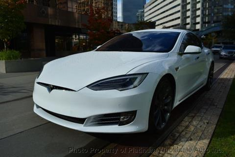 2016 Tesla Model S for sale in Bellevue, WA