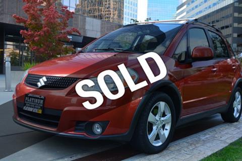 2011 Suzuki SX4 Crossover for sale in Bellevue, WA