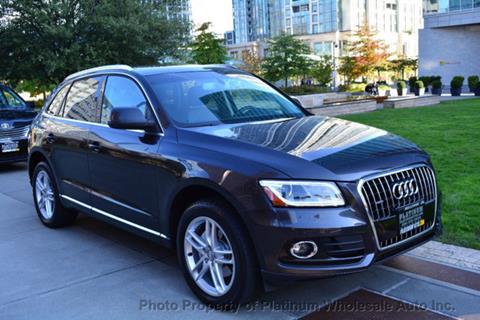 2014 Audi Q5 for sale in Bellevue, WA
