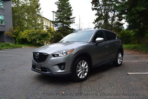2013 Mazda CX-5 for sale in Bellevue, WA