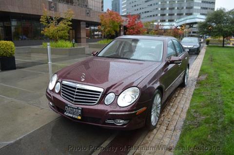2007 Mercedes-Benz E-Class for sale in Bellevue, WA