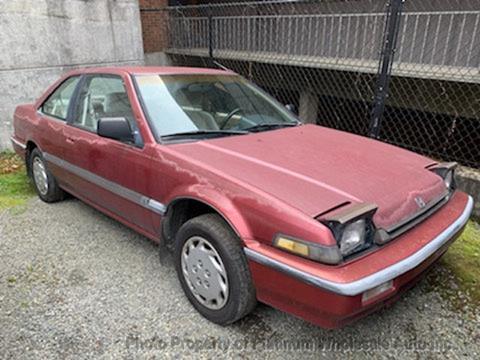1989 Honda Accord for sale in Bellevue, WA