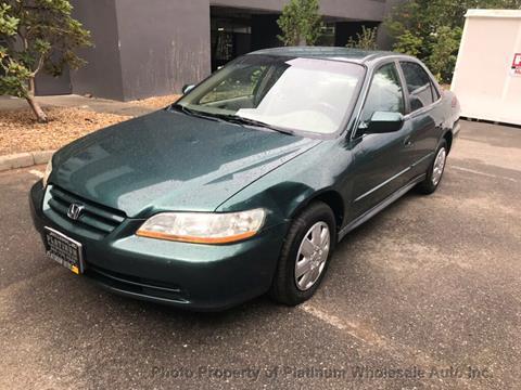 2002 Honda Accord for sale in Bellevue, WA