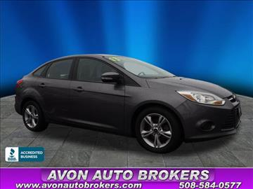 2013 Ford Focus for sale in Avon, MA