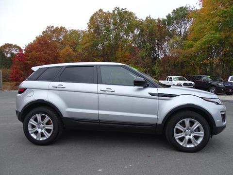 2016 Land Rover Range Rover Evoque for sale in Avon, MA