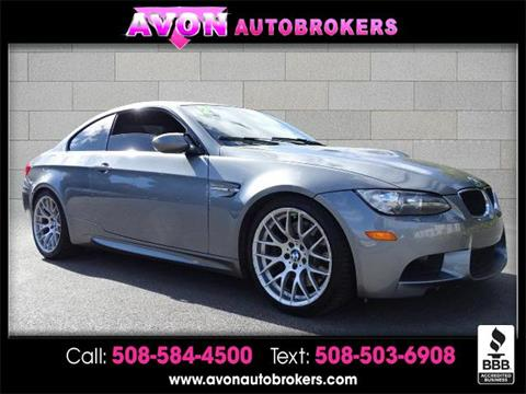 2012 Bmw M3 For Sale Carsforsale Com